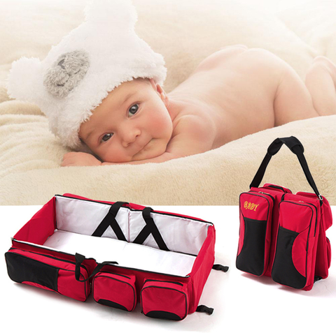 3 in 1 Baby bed and Carry bag (free shipping in RSA) - Weplaysmart RSA