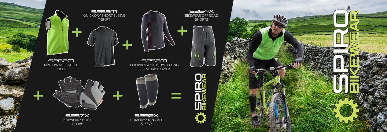 Bike Clothing & Cycling Equipment