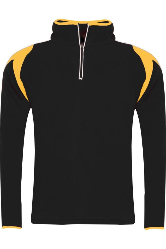 Blue Max Banner Cuatro Fleece 111687 Black/Gold