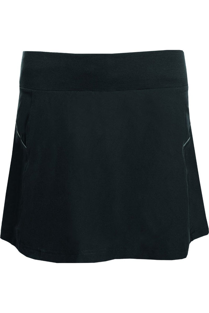Blue Max Banner Junior Aptus Female Skort 111889 Navy/Silver