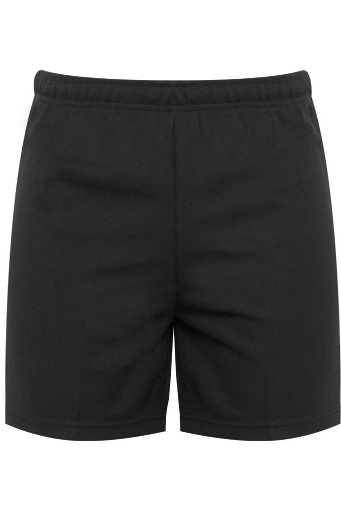 Blue Max Banner International Rugby Short 1BC Black