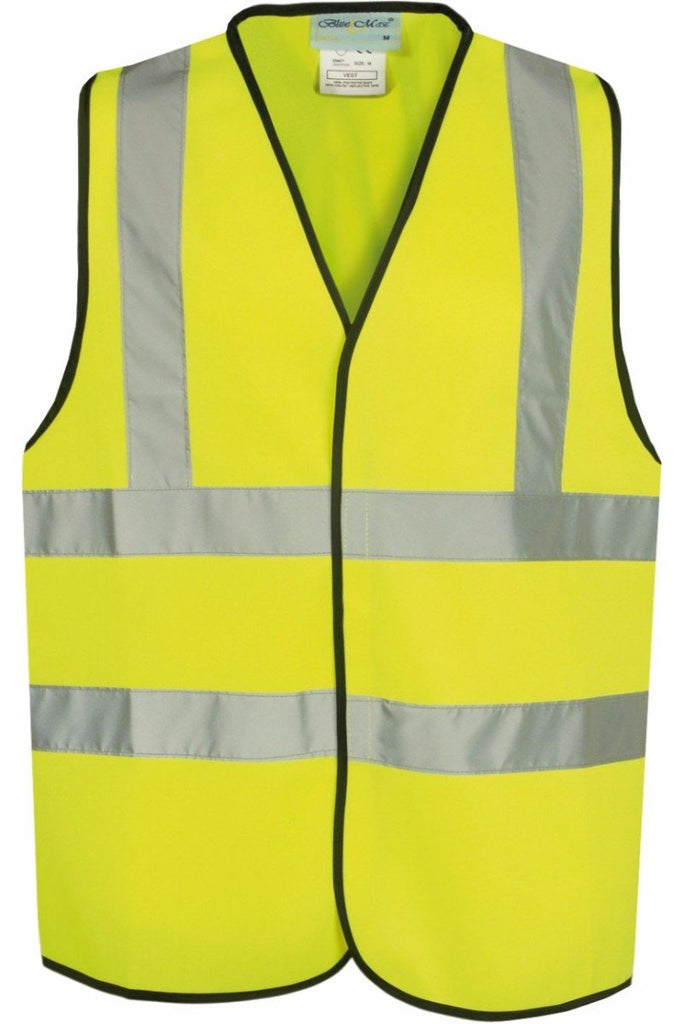 Blue Max Banner Junior Hi-Vis Vest 3JV Yellow