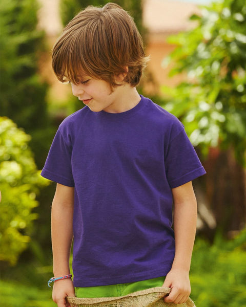 Fruit Of The Loom Children's Valueweight T-Shirt 61033
