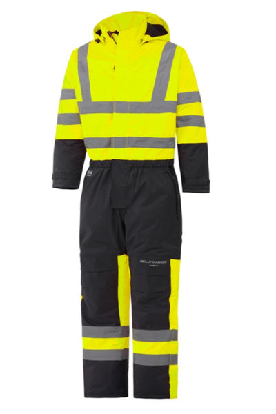 Helly Hansen ALTA hi vis INSULATED SUIT 70665 Yellow / Charcoal