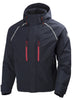 Helly Hansen Arctic Insulated Waterproof  Winter Jacket 71335 navy blue front view