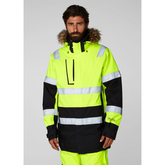 b84c4a5f1ed Helly Hansen Alna Hi Vis Winter Parka | 71395 – Activewear Brands