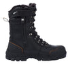 Helly Hansen Chelsea Winterboot 78301 black orange inside view