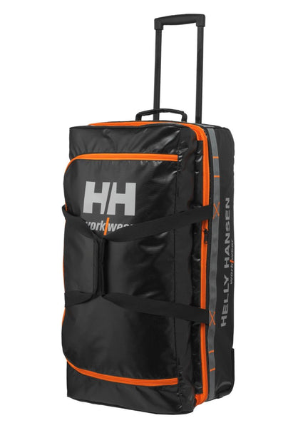 Helly Hansen Trolley Bag 95L 79560 Black with extended handle