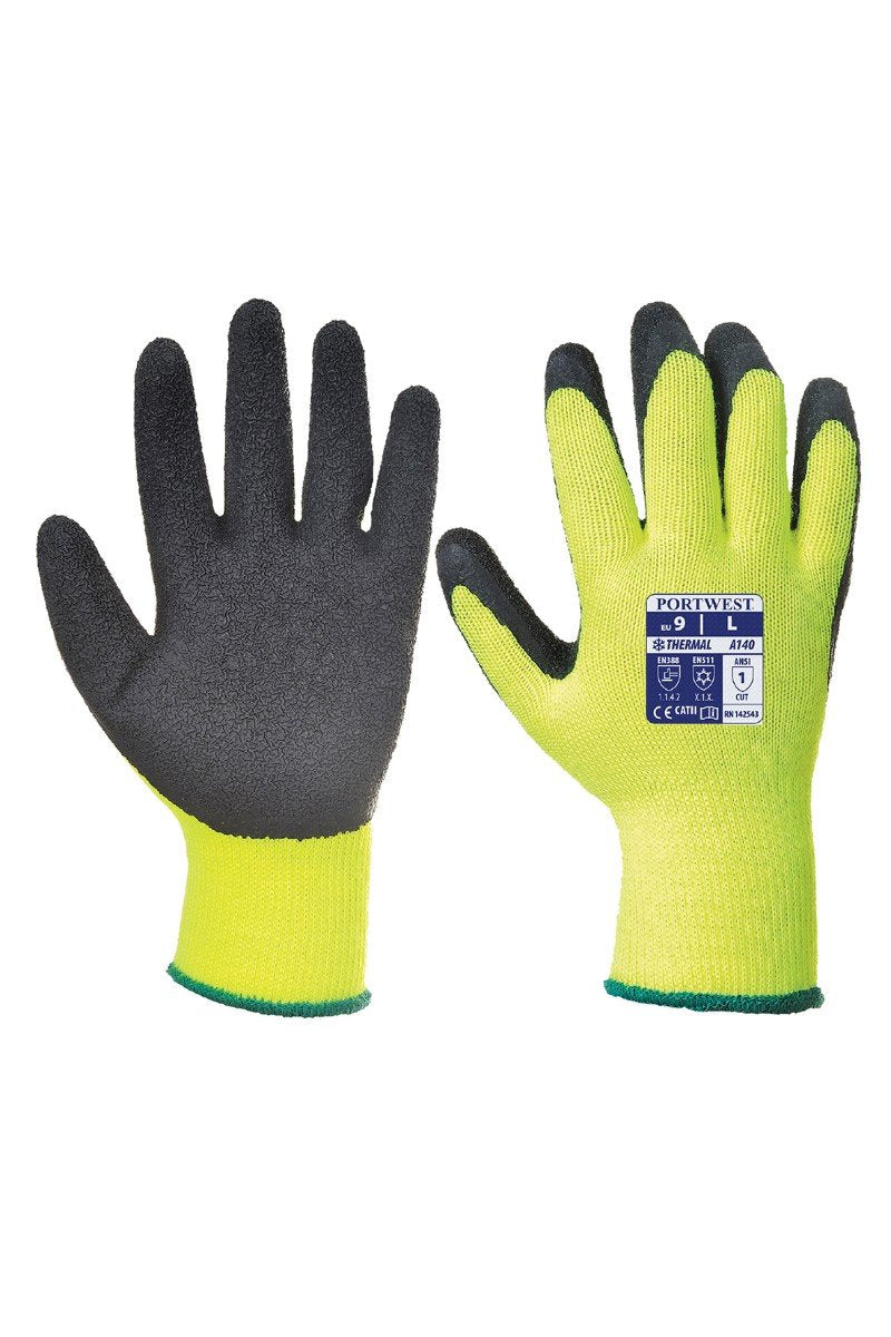 Portwest Thermal Grip Glove - Latex A140
