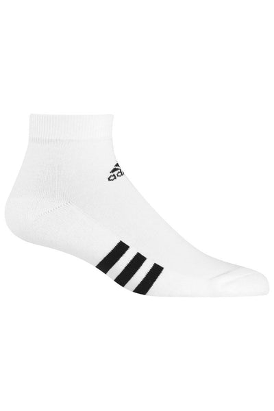 adidas® 3-pack ankle socks AD114 White 6.51