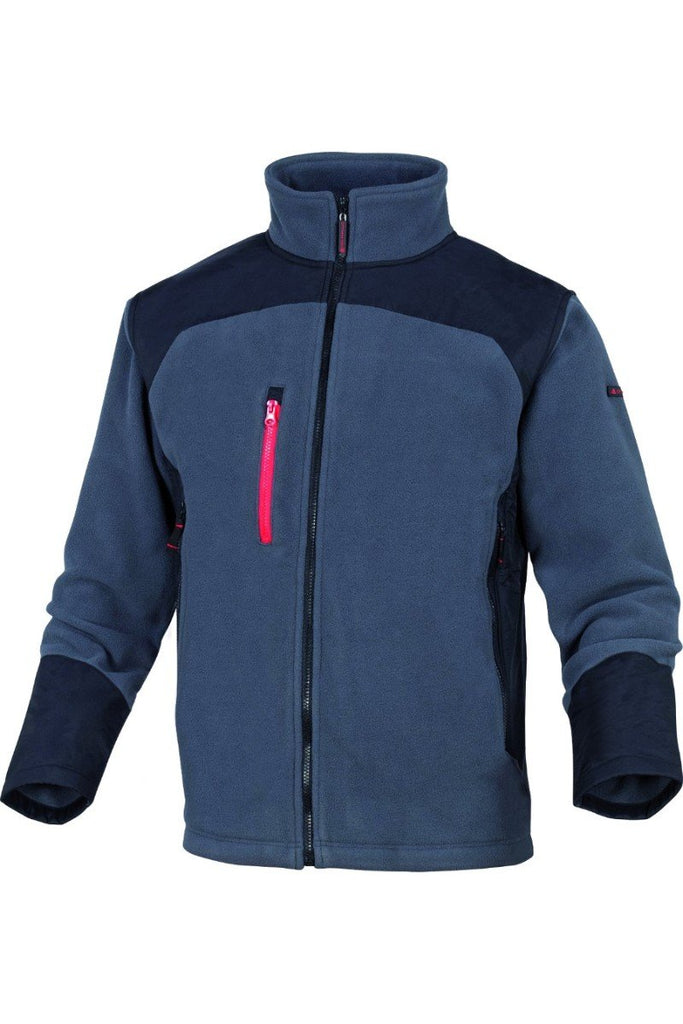 Delta Plus Polyester Polar Fleece Jacket 350 g/m² BRIGHTON