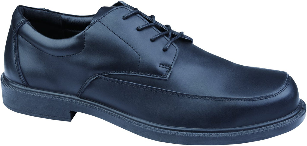 Delta Plus Grain Leather Shoes BRISTOL S3 SRC black