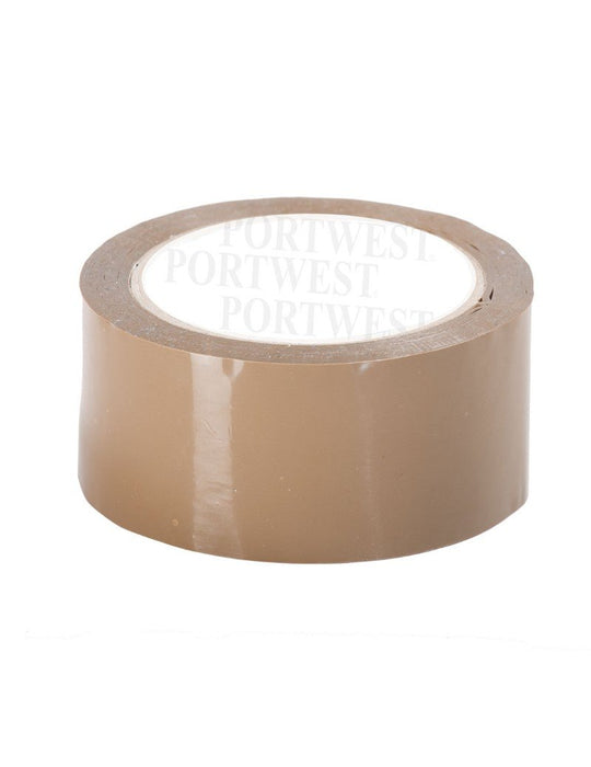 Portwest Packaging Tape BT05 Brown One Size