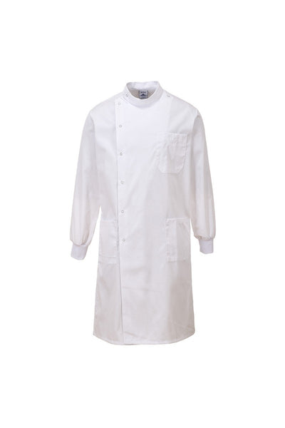 Portwest Howie Coat - Texpel Finish C865 White