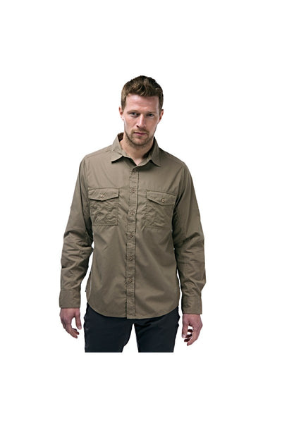 Craghoppers Expert Range Kiwi Long Sleeved Shirt CMS338