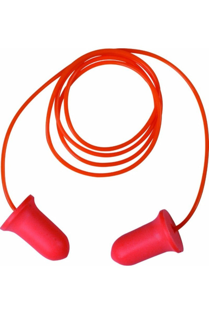 Delta Plus Distributor Box 200 Pairs Of High Visibility Ear Plugs With Cord CONICCOPLUS200