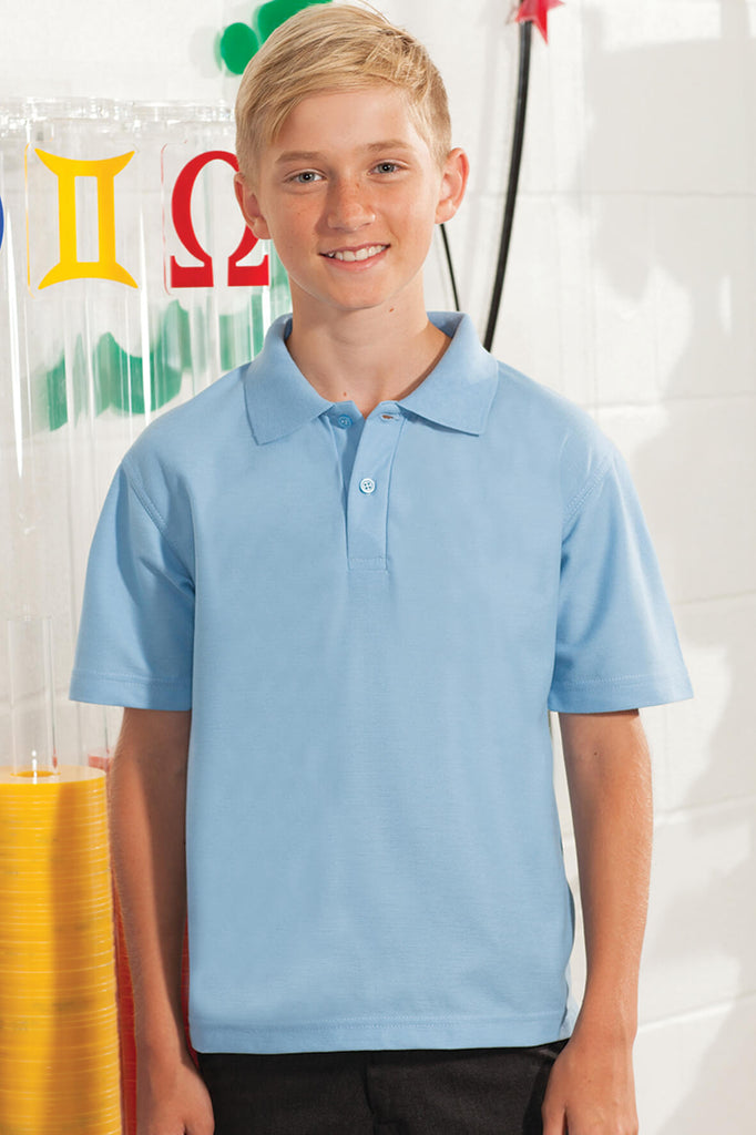 Blue Max Banner Junior Classic Polo 3PC lifestyle image sky