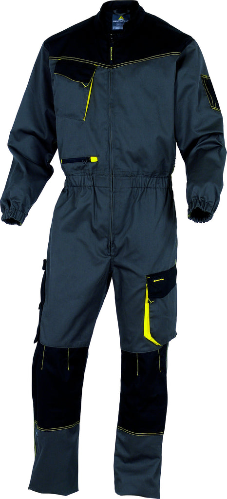 Delta Plus D-Mach Working Overall In Polyester Cotton DMACHOM