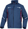Delta Plus PU Coated 74 % Polyamide 26 % Polyester 3 In 1 Parka EOLE