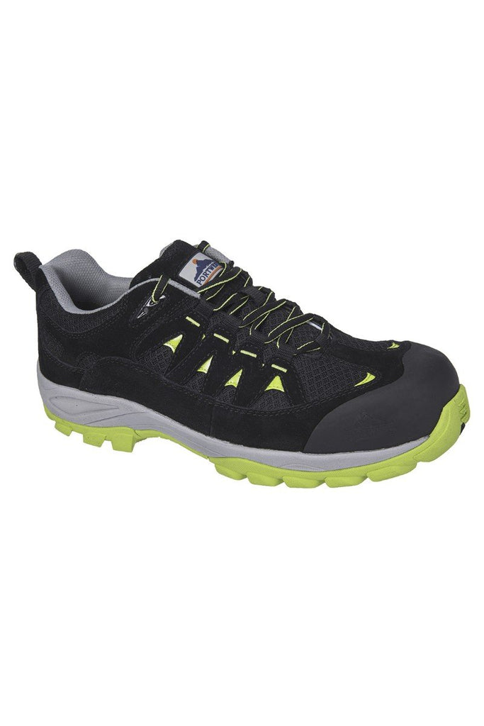 Portwest Compositelite Elbe Low Cut Trainer S3 FC54 Green