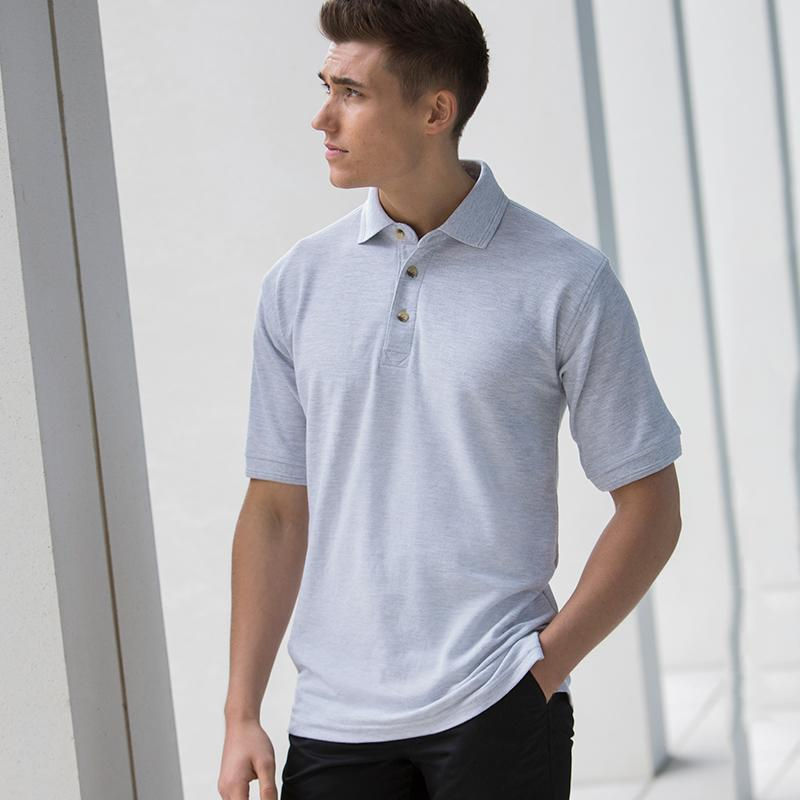 Henbury Ultimate 65/35 polo shirt HB410