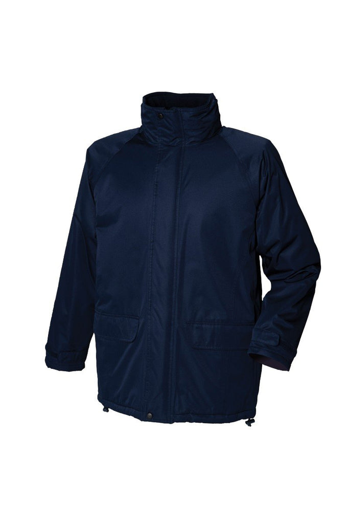 Henbury Milan city jacket HB823 Navy / Navy