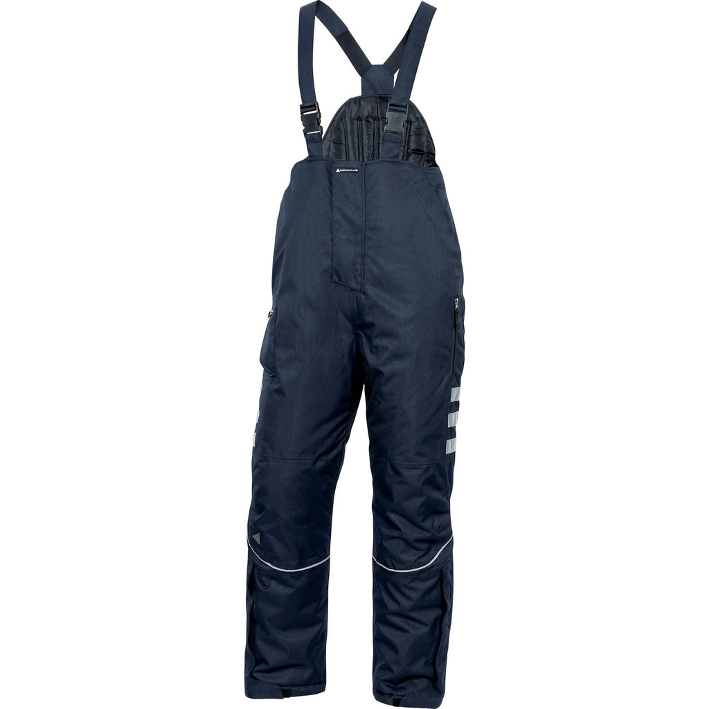 Delta Plus PU Coated Polyester Oxford Cold Storage Trousers ICEBERG