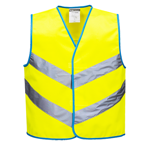 Portwest Junior Colour Bright Vest JN15
