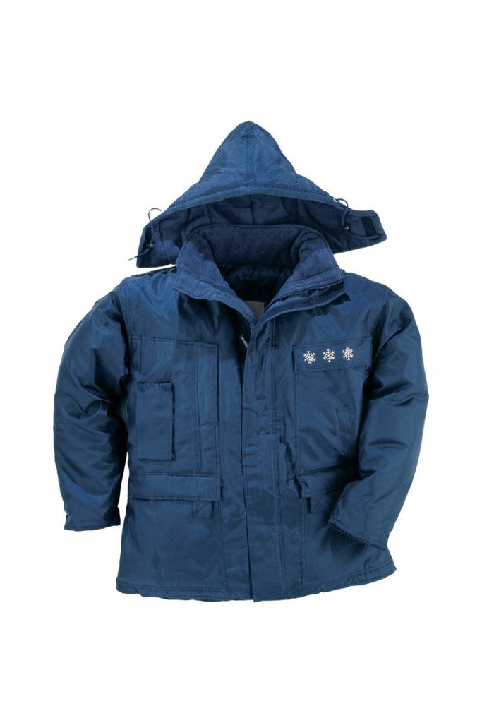 Delta Plus Extreme Cold Parka In Polyster / Cotton LAPONIE II