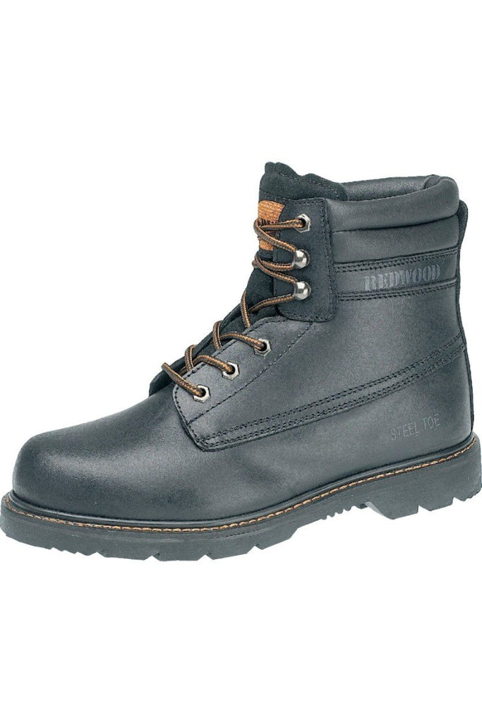 Delta Plus LH640SM Black Safety Boot LH640 SM BLACK SAFETY BOOT