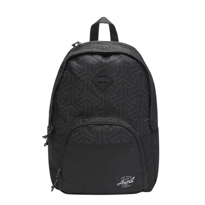 Animal Men's Clash Backpack LU8SN005 Black