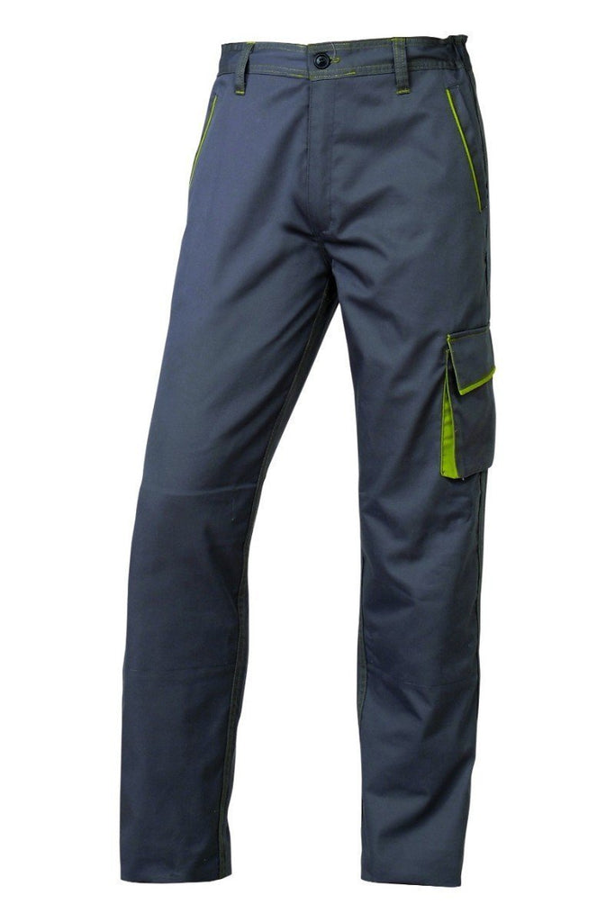 Delta Plus Polyester Cotton  Panostyle® Working Trousers M6PAN