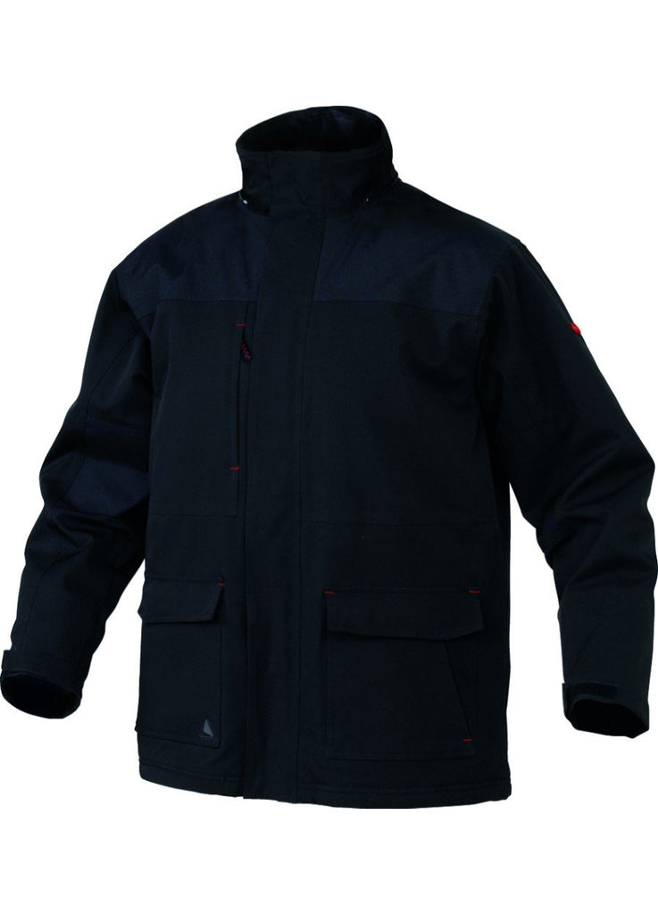 Delta Plus Polyester / Elasthane Parka Breathable And Waterproof MILTON