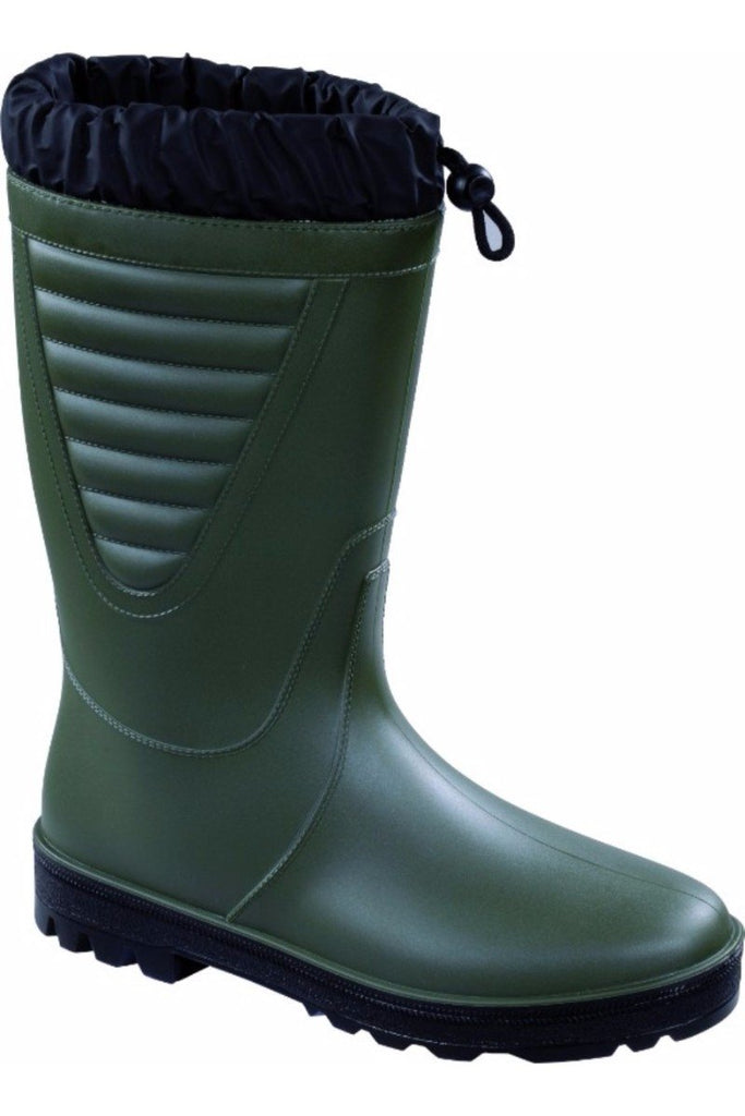 Delta Plus PVC Furlined Work Boots MORNAS SRC