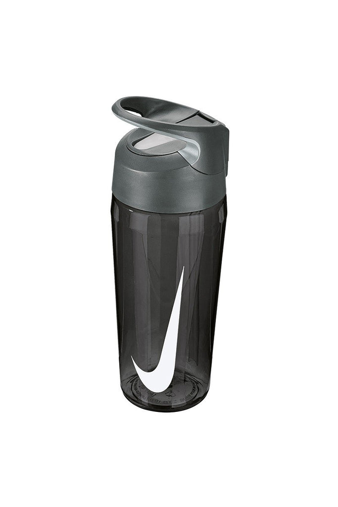 Nike Hypercharge straw bottle 16oz NK005 Anthracite/ Cool Grey/ White One Size