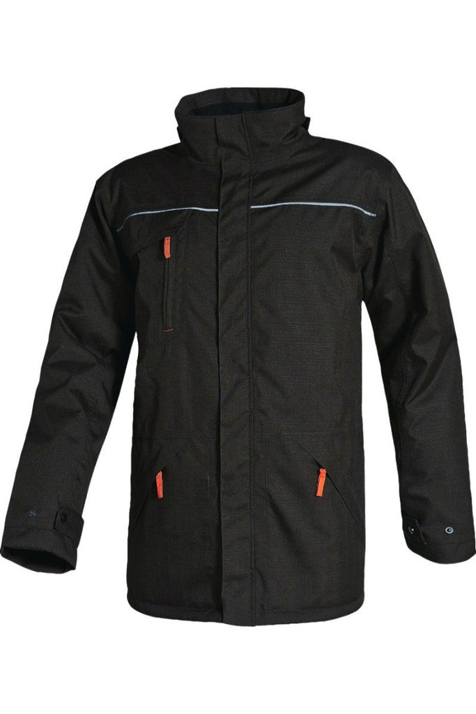 Delta Plus Polyester Parka With 2 Laminated Layers ODDA