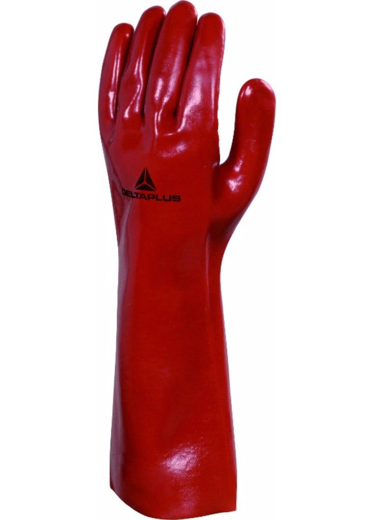 Delta Plus PVC Basf Gloves Length 40 cm BASF PVCC400