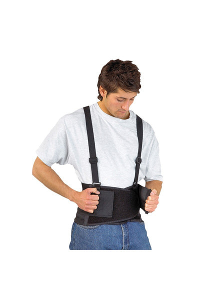 Portwest Support Belt PW80 Black lifestyle image