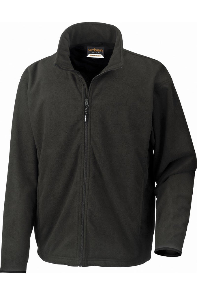 Result Urban Outdoor Extreme climate stopper fleece R109A Black XS