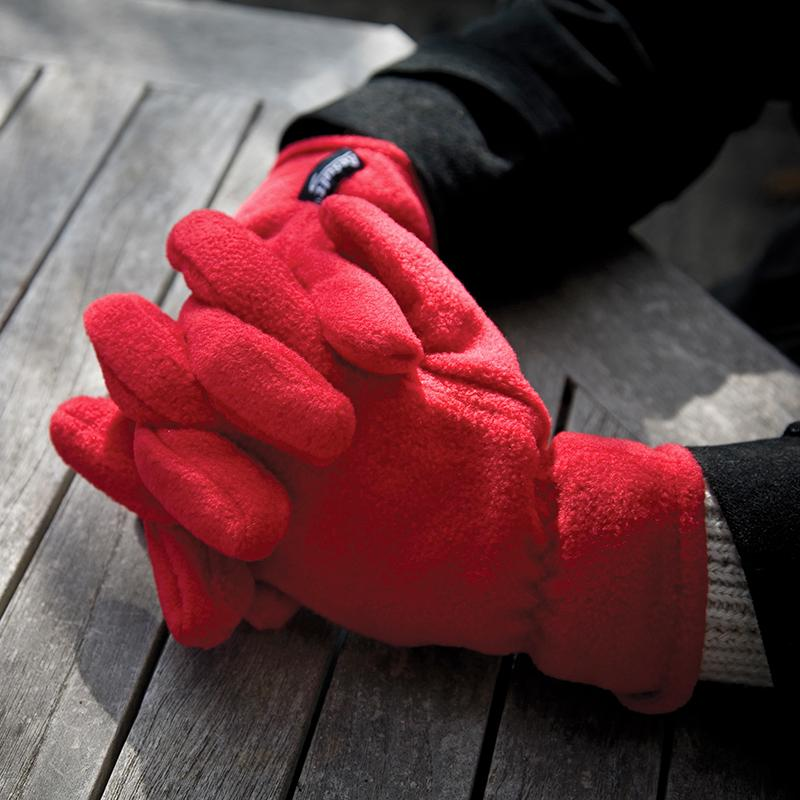 Result Winter Essentials Polartherm™ gloves R144X Red L