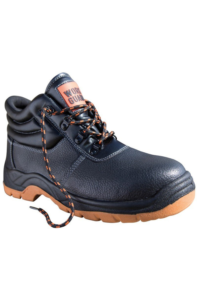 Result Work-Guard Defence safety boot R340X Black 9