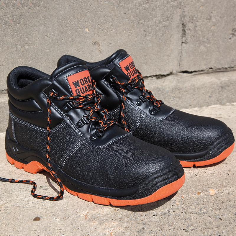 Result Work-Guard Defence safety boot R340X Black 6