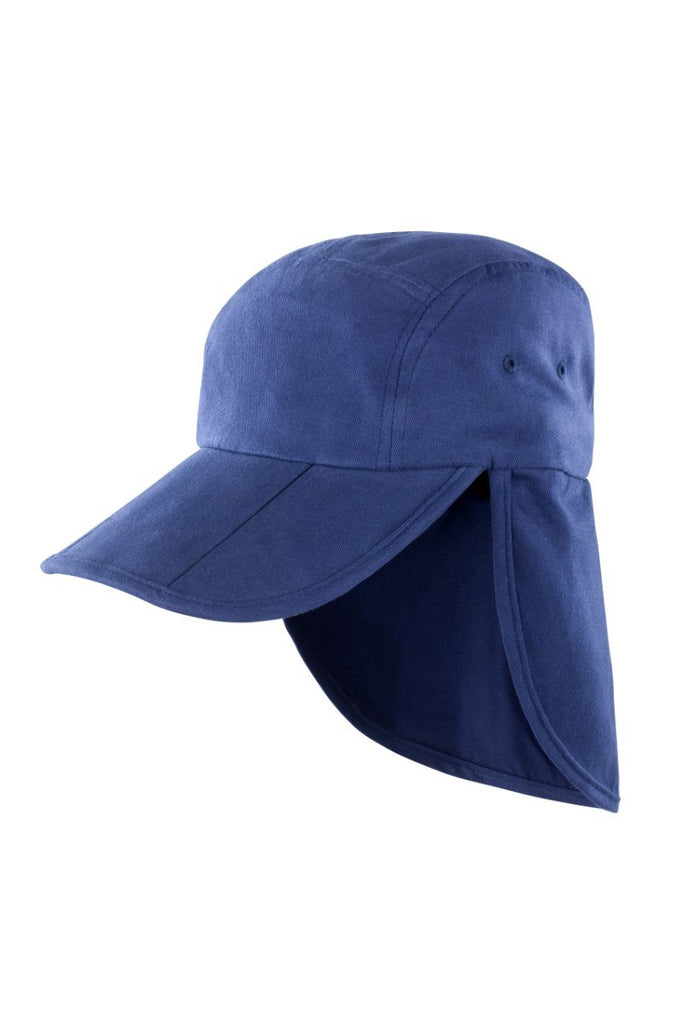 Result Headwear Fold-up legionnaire's cap RC76X Royal One Size