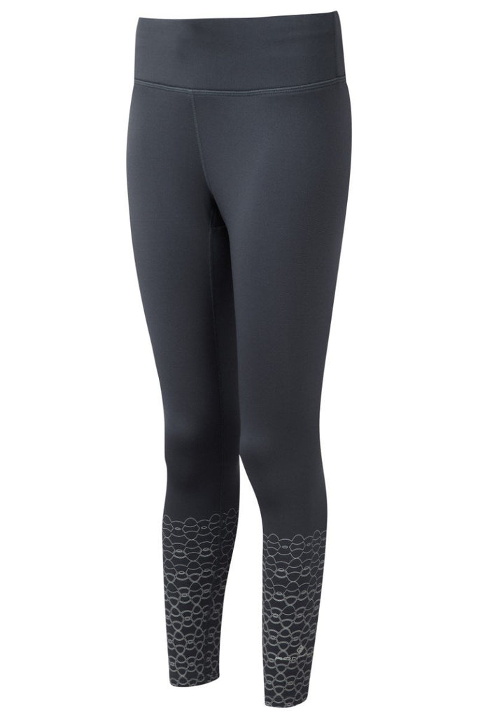 Ronhill Women's Momentum Sirius Tight RH-002727 Charcoal