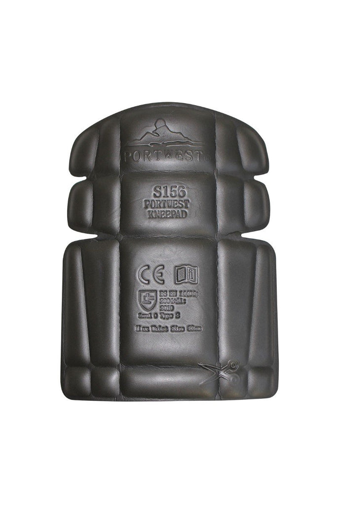 Portwest Knee Pad S156 Black One Size