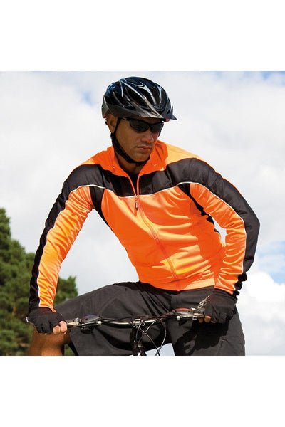Spiro  bikewear long sleeve performance top S255M