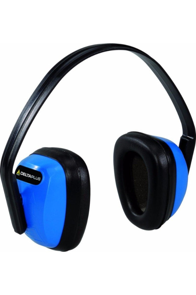 Delta Plus Ear Defender SNR 28 DB SPA 3 Blue/Black