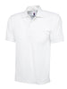 Uneek 250GSM Ultimate Poloshirt UC104 white