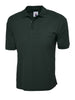 Uneek 220GSM Cotton Rich Poloshirt UC112 bottle green