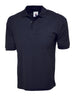 Uneek 220GSM Cotton Rich Poloshirt UC112 Navy